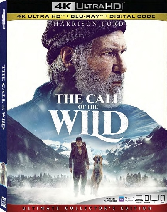 The Call of the Wild in 4K Ultra HD Blu-ray at HD MOVIE SOURCE
