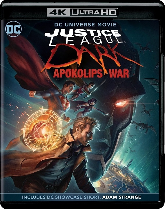 Justice League Dark: Apokolips War (4K Ultra HD Blu-ray)