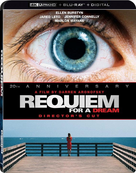 Requiem for a Dream (4K Ultra HD Blu-ray)(Pre-order / Oct 13)