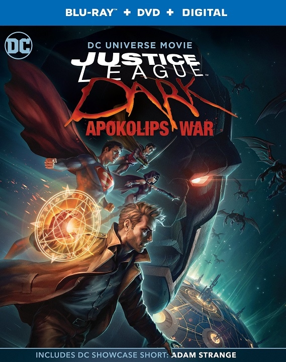 Justice League Dark: Apokolips War (Blu-ray)(Region Free)
