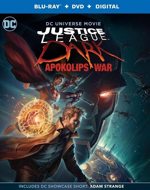 Justice League Dark: Apokolips War (Blu-ray)(Region Free)(Pre-order / May 19)