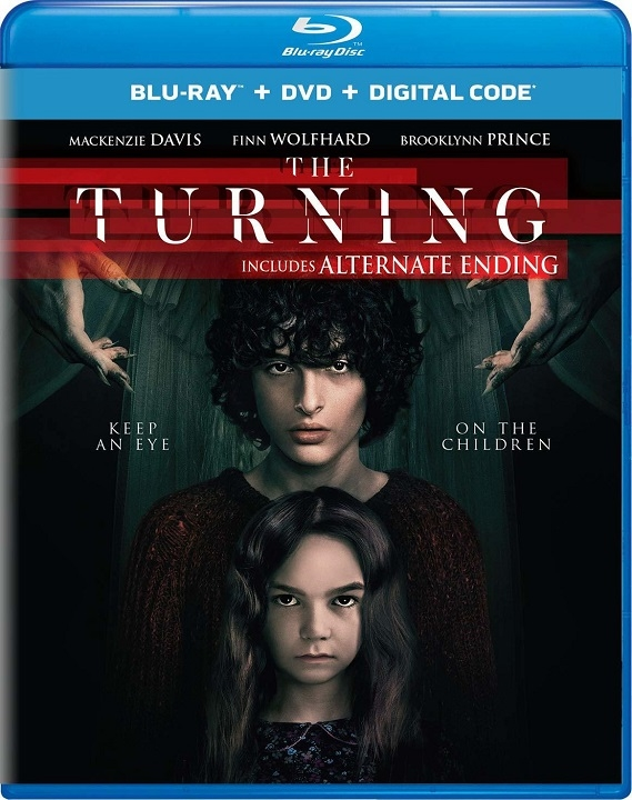 The Turning (Blu-ray)(Region Free)(Pre-order / Apr 21)