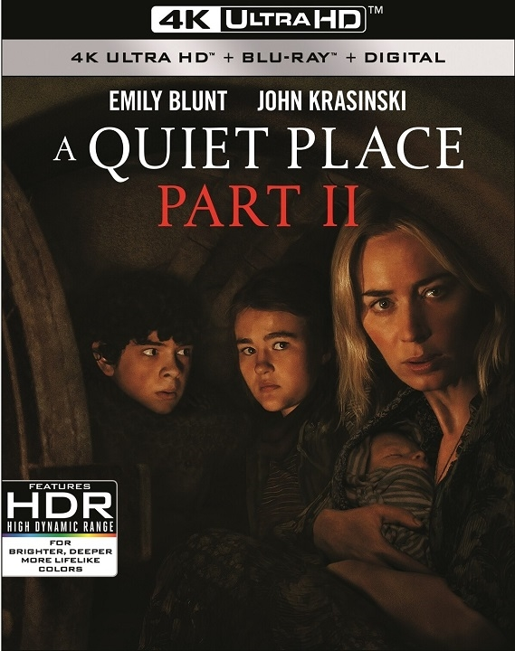 A Quiet Place Part 2 in 4K Ultra HD Blu-ray at HD MOVIE SOURCE