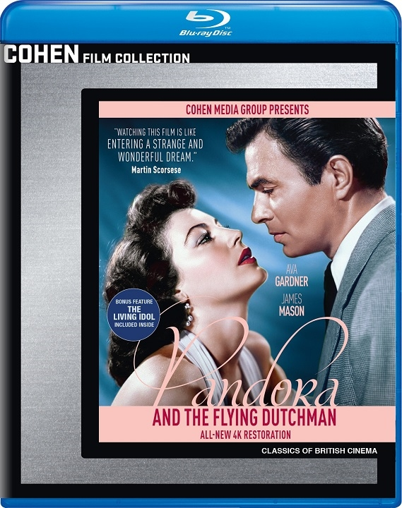 Pandora and the Flying Dutchman (Blu-ray)(Region A)(Pre-order / Apr 21)