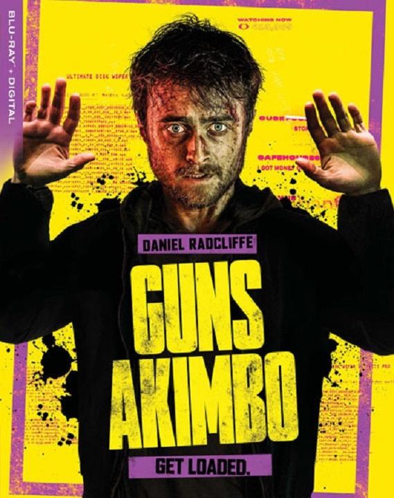 Guns Akimbo Blu-ray (2019)