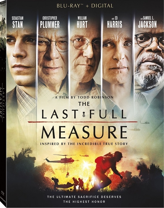 The Last Full Measure Blu-ray (2020)