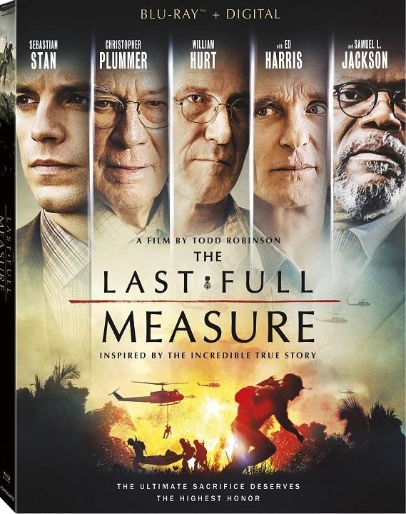 The Last Full Measure Blu-ray (2020)