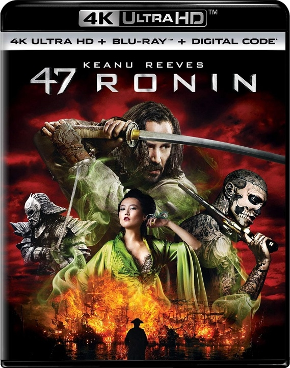 47 Ronin (4K Ultra HD Blu-ray)
