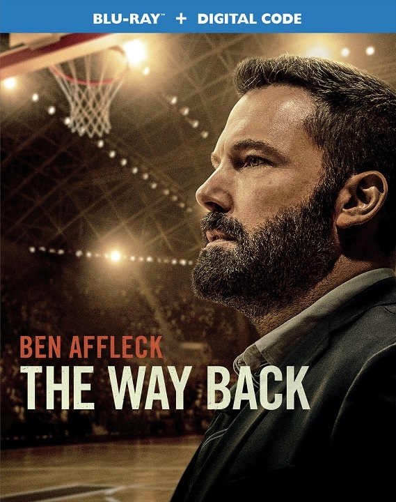 The Way Back (2020)(Blu-ray)(Region Free)