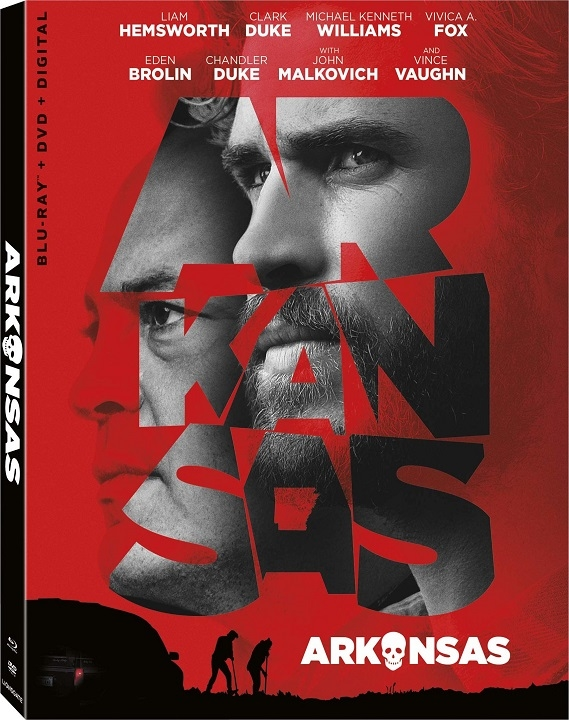Arkansas Blu-ray (2020)