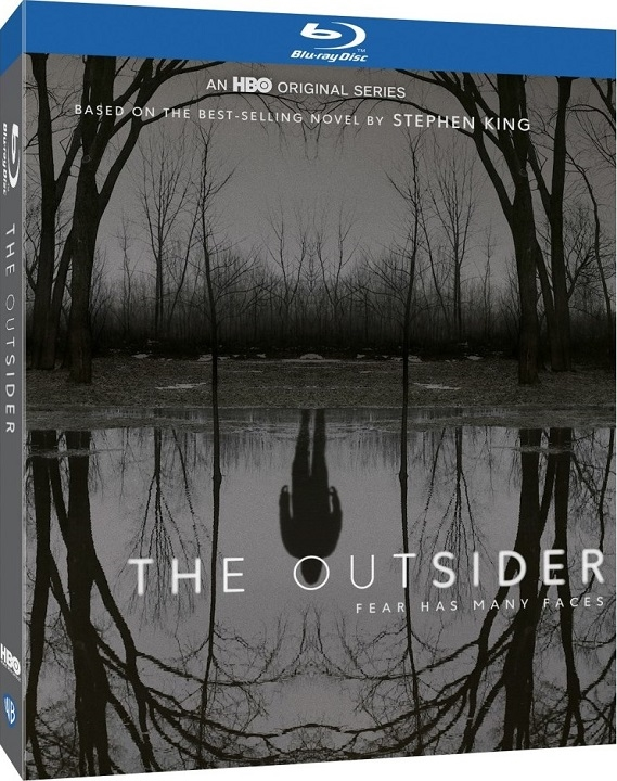 The Outsider: The Complete First Season (Blu-ray)(Region Free)