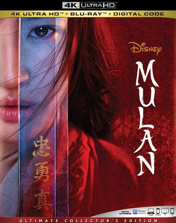 Mulan Live Action in 4K Ultra HD Blu-ray at HD MOVIE SOURCE
