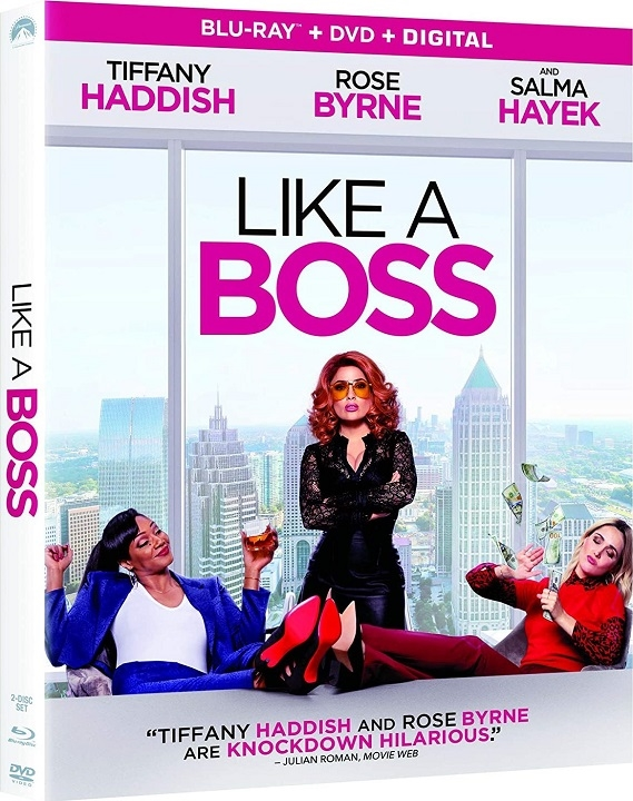 Like a Boss Blu-ray (2020)