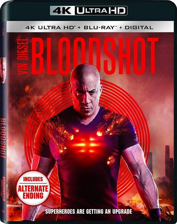 Bloodshot 4K Ultra HD