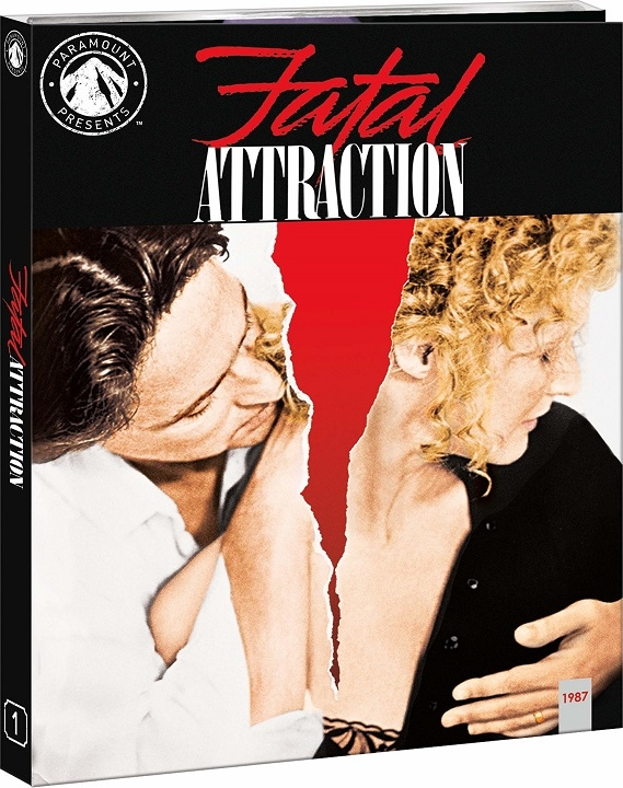 Fatal Attraction (Paramount Presents)(Blu-ray)(Region A)(Pre-order / Apr 28)