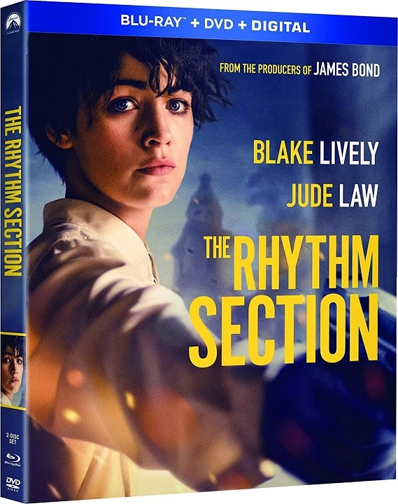 The Rhythm Section Blu-ray (2020)