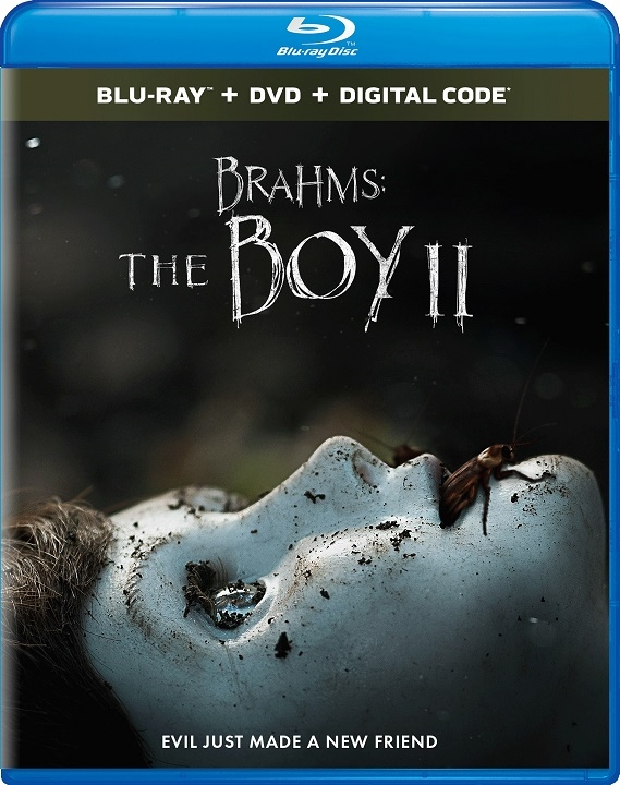 Brahms: The Boy II Blu-ray