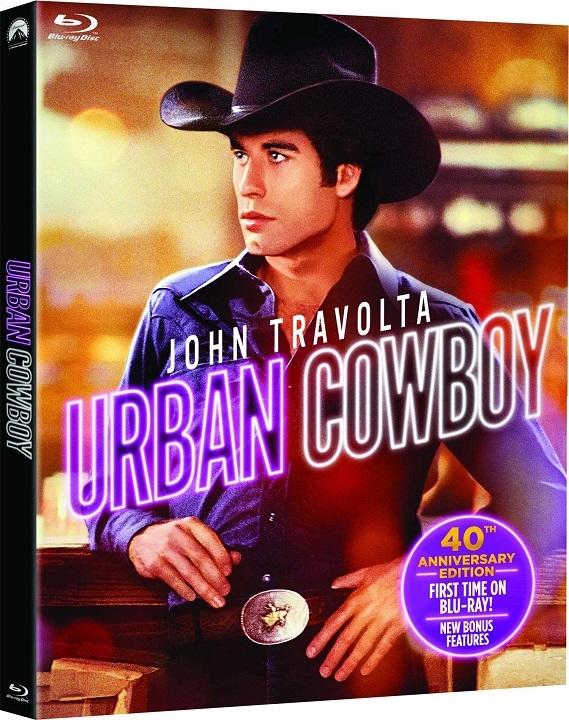 Urban Cowboy Blu-ray