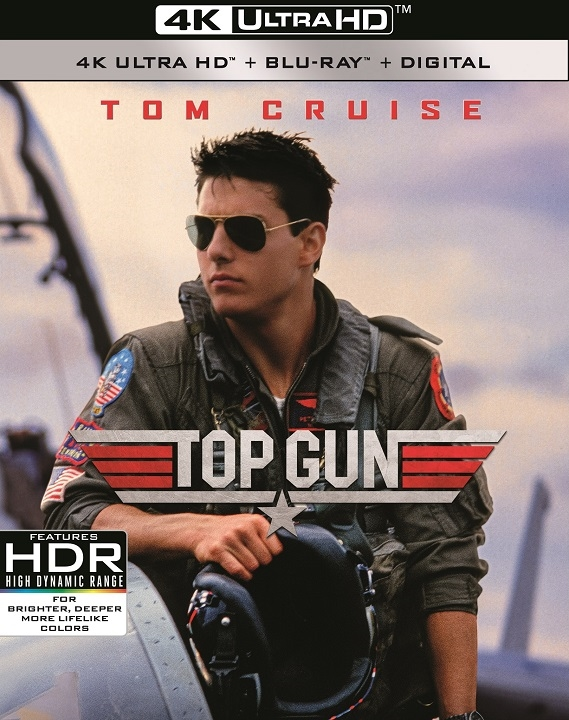 Top Gun (4K Ultra HD Blu-ray)(Pre-order / May 19)