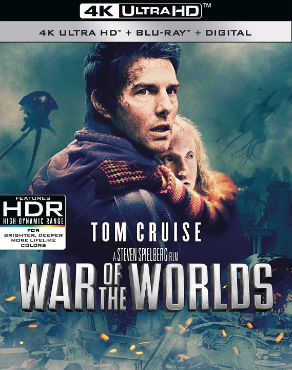 War of the Worlds (4K Ultra HD Blu-ray)(Pre-order / May 19)