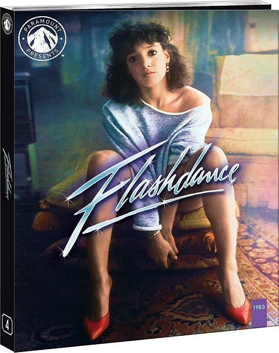 Flashdance (Paramount Presents)(Blu-ray)(Region A)(Pre-order / May 19)