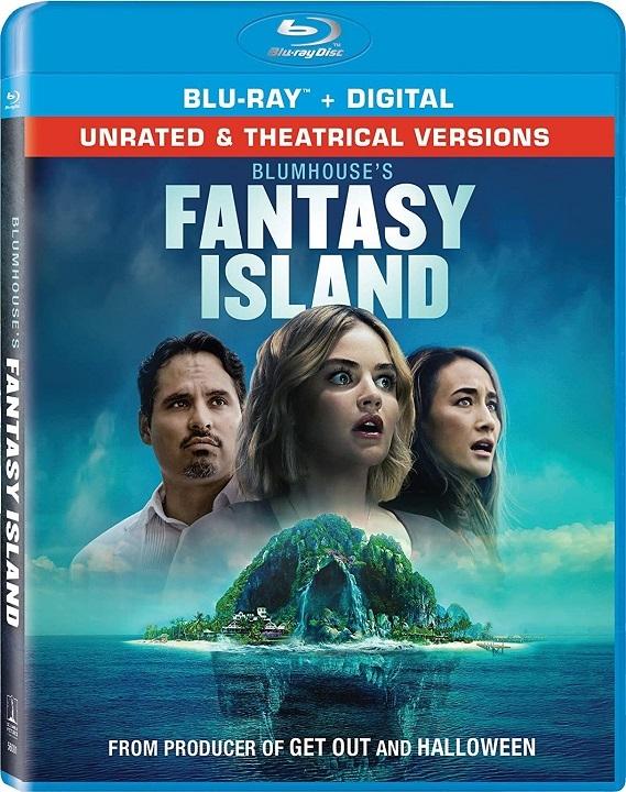 Fantasy Island (2020) Blu-ray