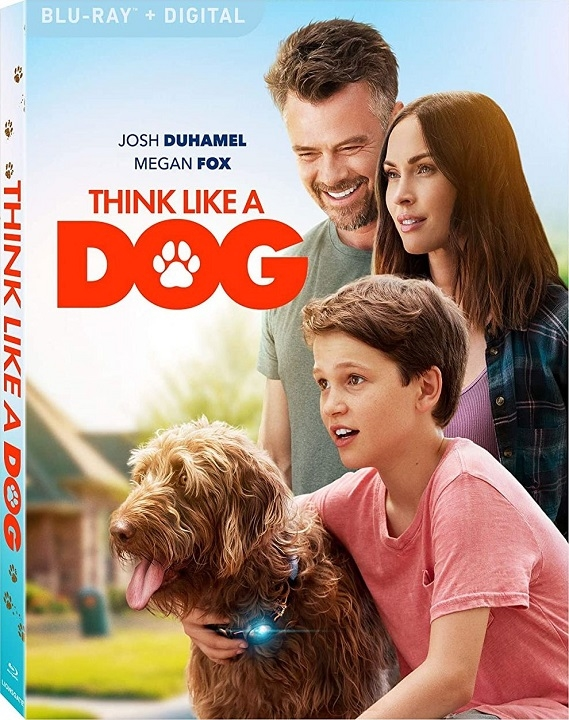 Think Like a Dog Blu-ray (2020)