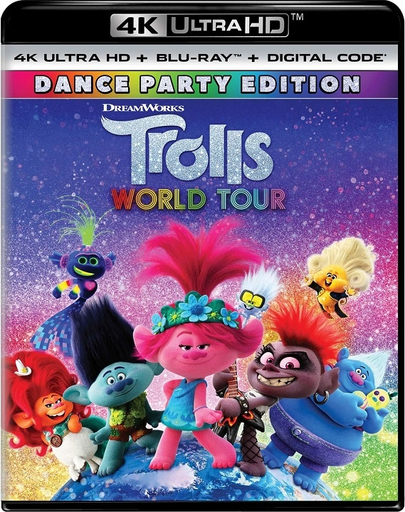 Trolls World Tour in 4K Ultra HD Blu-ray at HD MOVIE SOURCE