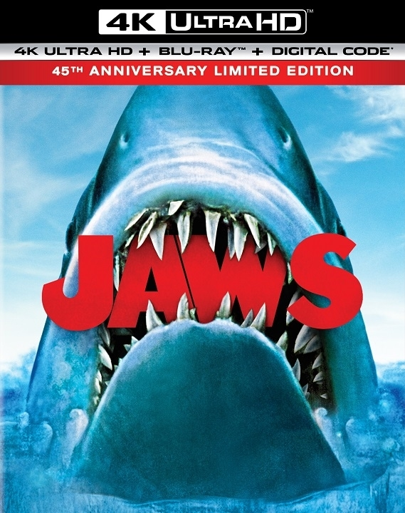 Jaws in 4K Ultra HD Blu-ray at HD MOVIE SOURCE