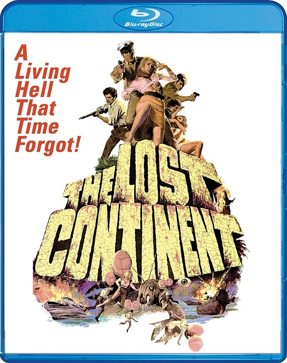 The Lost Continent (Blu-ray)(Region A)