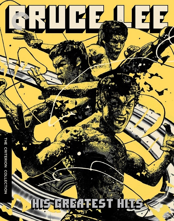 Bruce Lee: His Greatest Hits (The Criterion Collection)(Blu-ray)(Region A)(Pre-order / Jul 14)
