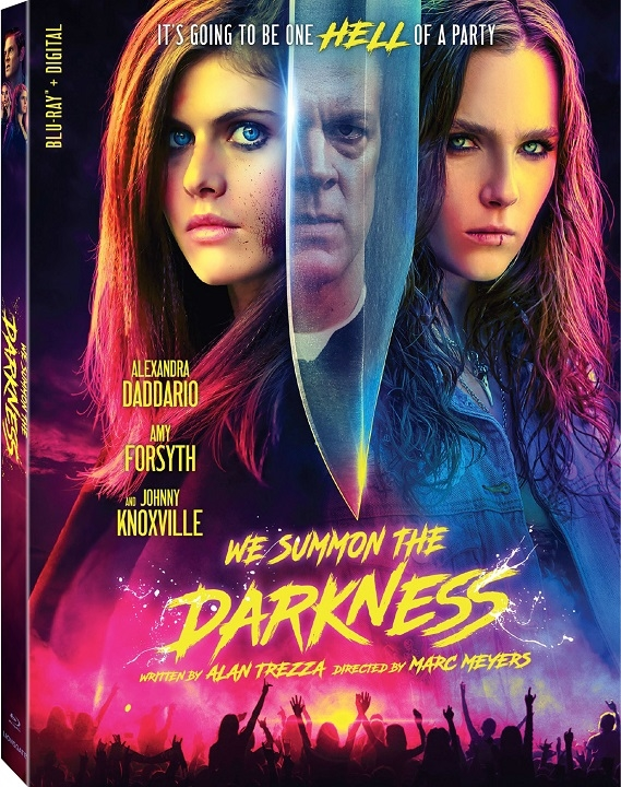 We Summon the Darkness Blu-ray (2020)