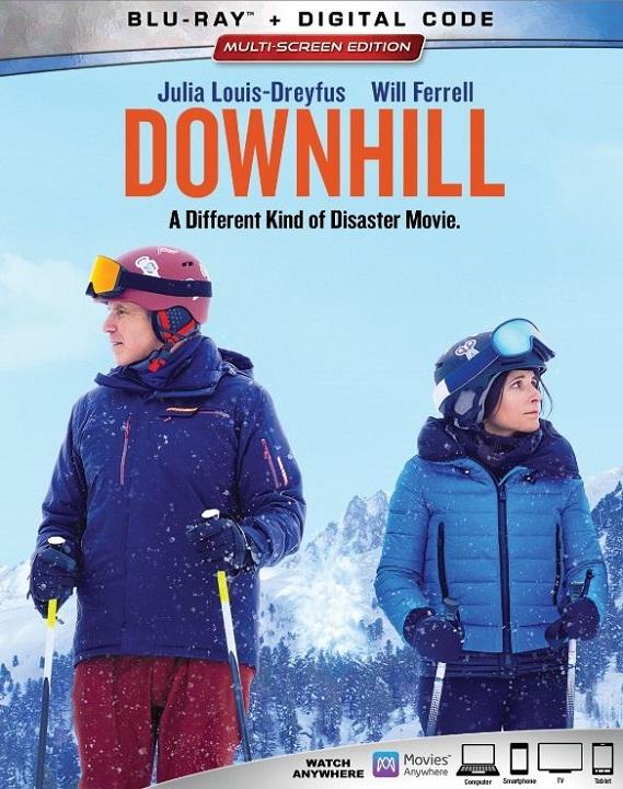 Downhill Blu-ray