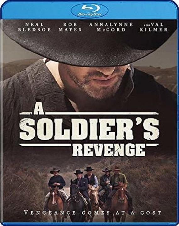 A Soldier's Revenge (Blu-ray)(Region Free)