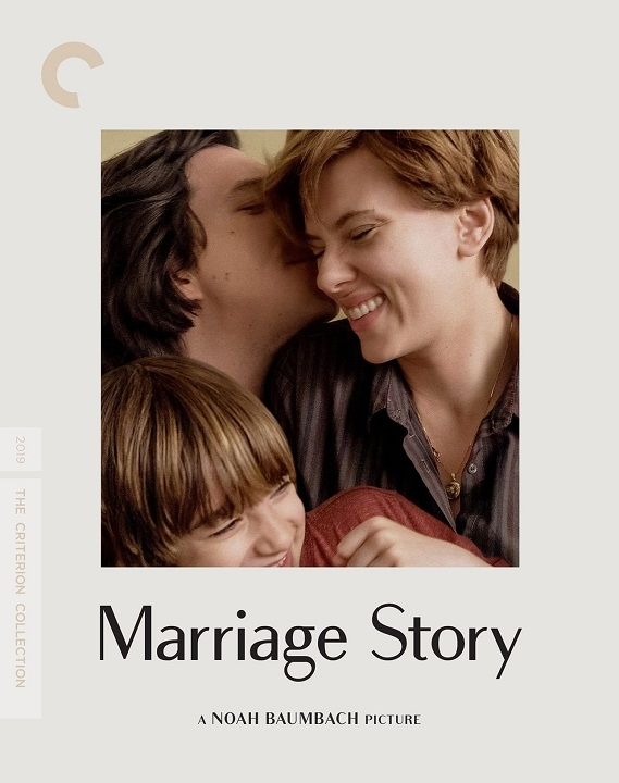Marriage Story (The Criterion Collection)(Blu-ray)(Region A)