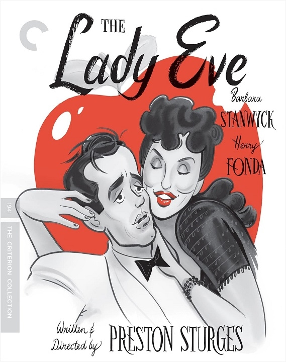 The Lady Eve (The Criterion Collection)(Blu-ray)(Region A)(Pre-order / Jul 14)