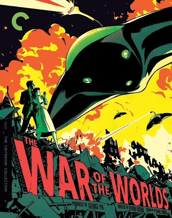 The War of the Worlds (1953)(The Criterion Collection)(Blu-ray)(Region A)