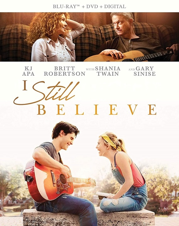 I Still Believe Blu-ray (2020)