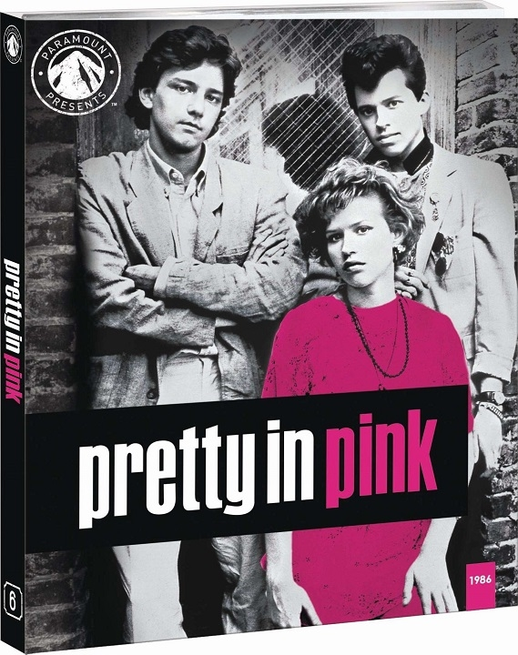 Pretty in Pink (Paramount Presents)(Blu-ray)(Region Free)