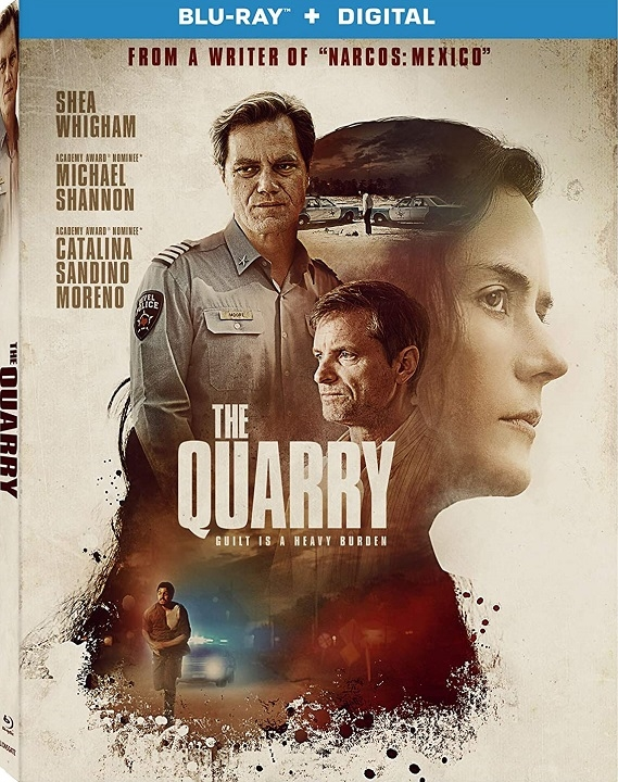 The Quarry (Blu-ray)(Region A)(Pre-order / Jun 16)