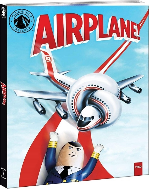 Airplane! (Paramount Presents)(Blu-ray)(Region Free)(Pre-order / Jul 21)