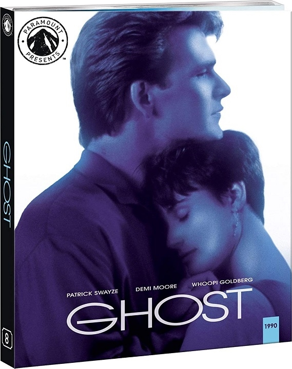 Ghost (Paramount Presents)(Blu-ray)(Region Free)(Pre-order / Jul 21)
