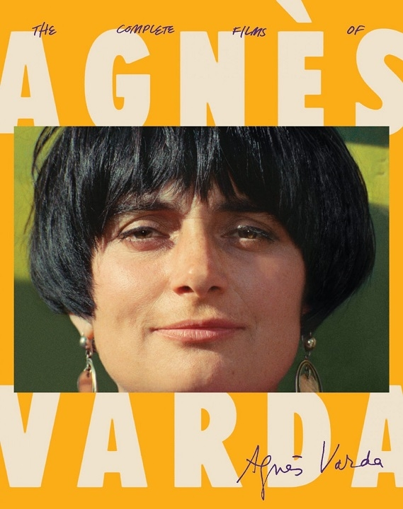 The Complete Films of Agnes Varda (The Criterion Collection)(Blu-ray)(Region A)(Pre-order / Aug 11)