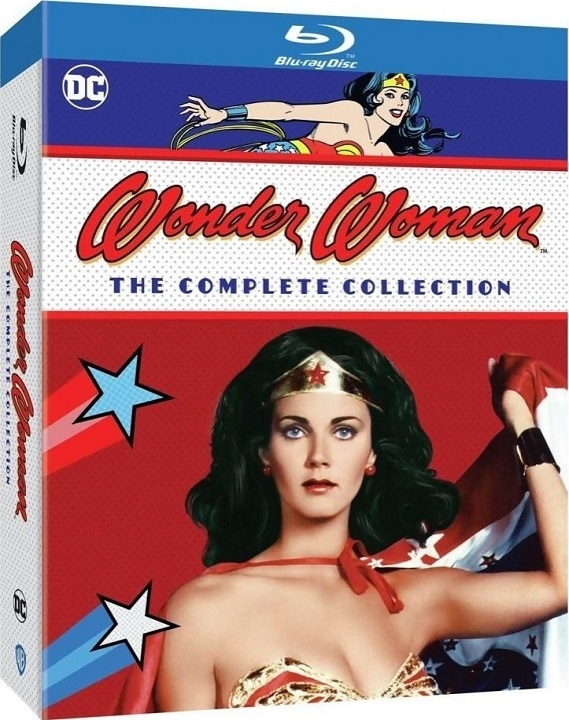 Wonder Woman: The Complete Collection (Blu-ray)(Region Free)
