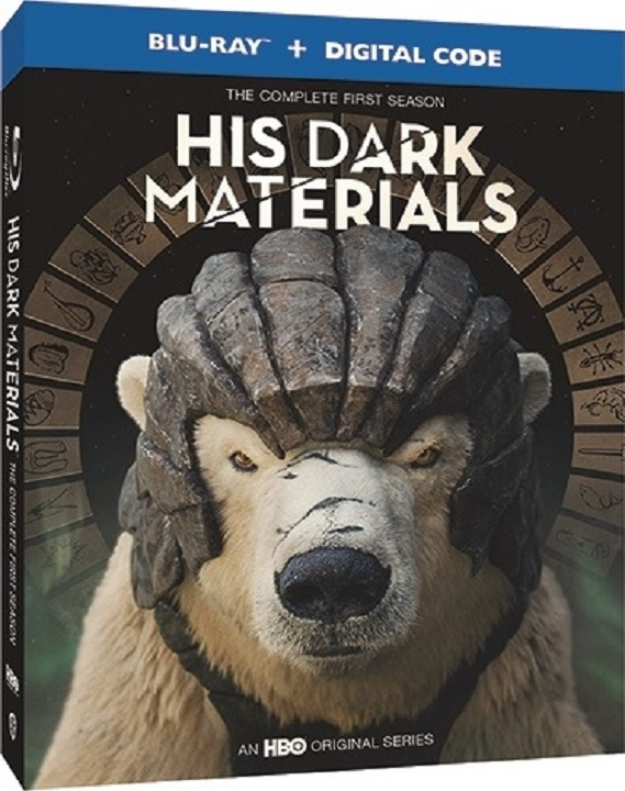 His Dark Materials: The Complete First Season (Blu-ray)(Region Free)