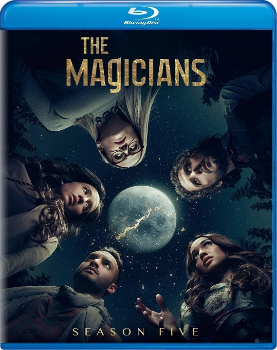 The Magicians: Season Five (Blu-ray)(Region Free)