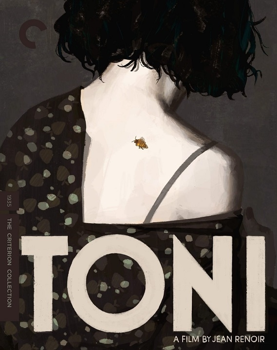 Toni (The Criterion Collection)(Blu-ray)(Region A)(Pre-order / Aug 25)