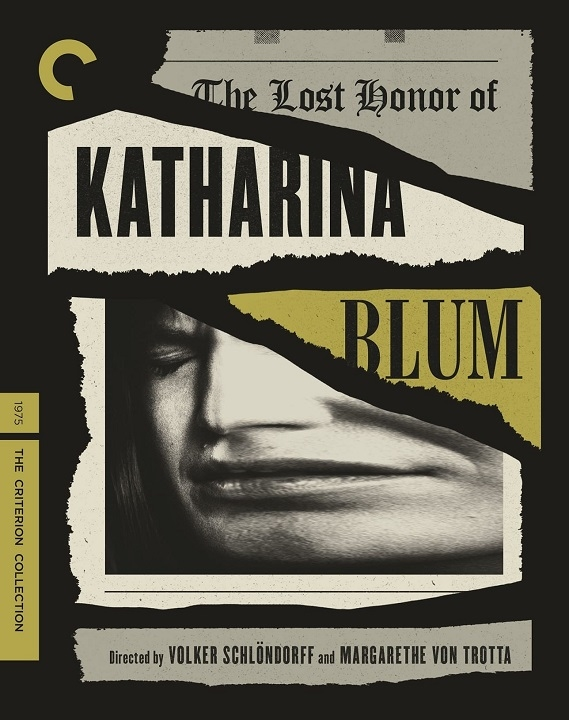 The Lost Honor of Katharina Blum (The Criterion Collection)(Blu-ray)(Region A)(Pre-order / Aug 4)