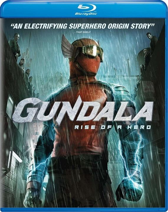 Gundala (Blu-ray)(Region Free)(Pre-order / Jul 28)