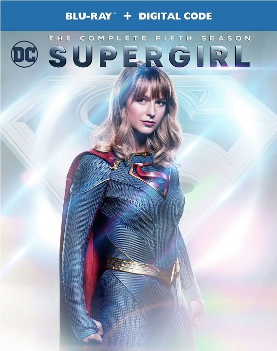 Supergirl: The Complete Fifth Season (Blu-ray)(Region Free)